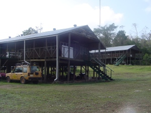 Las Cuevas Research Station in 2003.